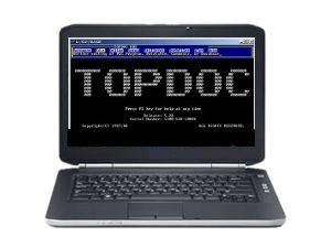 TOPDOC A-B Support Software
