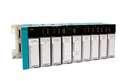 Tealware I/O rack and modules